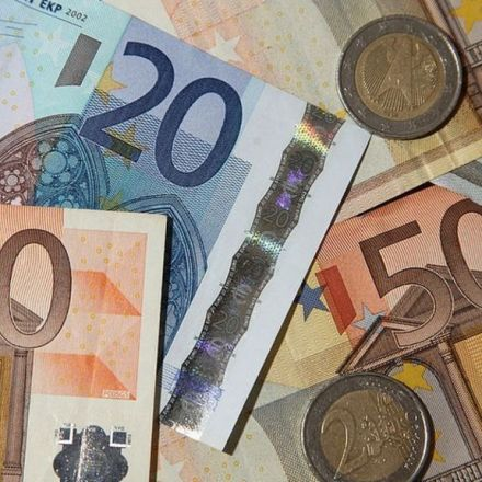 Euro rises to 18-month high against dollar