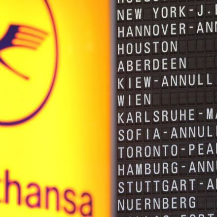 Lufthansa grounds long-haul flights as strike drags on