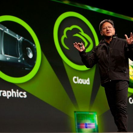 Nvidia CEO: Cryptocurrencies Are 'Here to Stay'