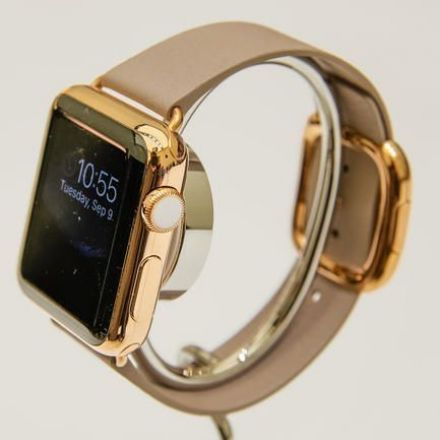 How to make Gold Edition Apple Watch from any Apple Watch (Video)