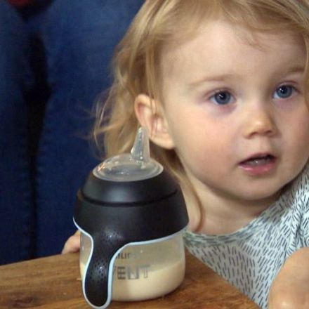 Does drinking cow's milk help children grow taller?