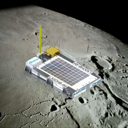 China Launches First Privately Funded Moon Mission Today