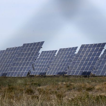 Solar energy now mainstream power source