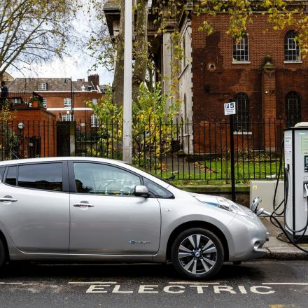 Electric cars to account for all new vehicle sales in Europe by 2035