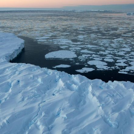Strange 'singing' heard coming from the Antarctic ice
