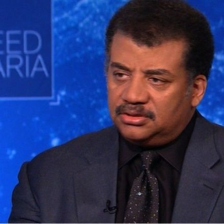 Neil deGrasse Tyson says it might be 'too late' to recover from climate change