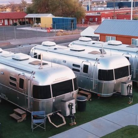 Building Community in Las Vegas with Airstreams