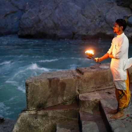 """Mother Ganga"" is Dying"
