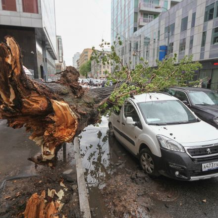 Weekly wrap-up: Rare, Intense Storm Kills 16 in Moscow; Cyclone Mora Batters Bangladesh, Myanmar