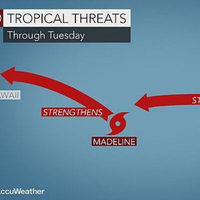 Double Tropical Threat Looms for Hawaii Next Week