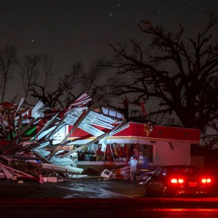 "Cool-Season Tornadoes are Becoming More Common, Especially in ""Dixie Alley"""