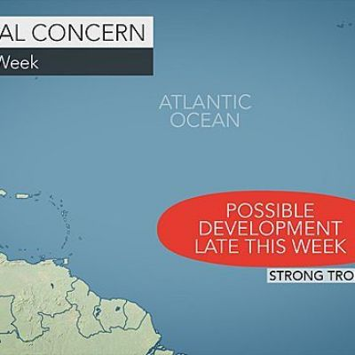 Yet Another Tropical System may Emerge as a Post-Labor Day Threat to Caribbean, US