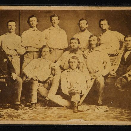 Pre-Civil War Baseball Team Card Going on Auction Block in Chicago
