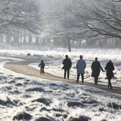 Record 2014 Freeze for Parts of UK