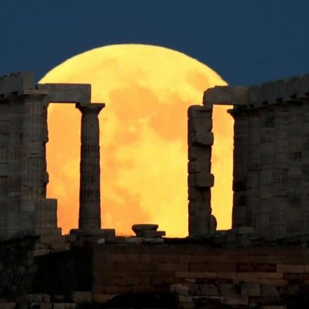 Lunar Eclipse of the Century | Pictures