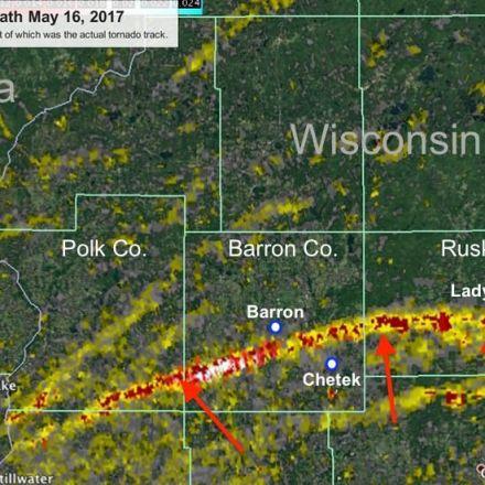 Deadly Chetek Tornado Was Wisconsin's Longest on Record