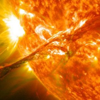Solar Storm To Hit Earth By New Year's Eve