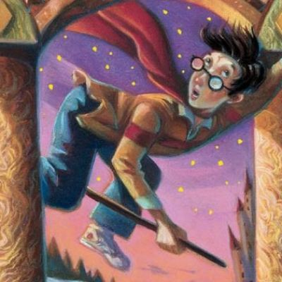 Are your old Harry Potter books worth anything?