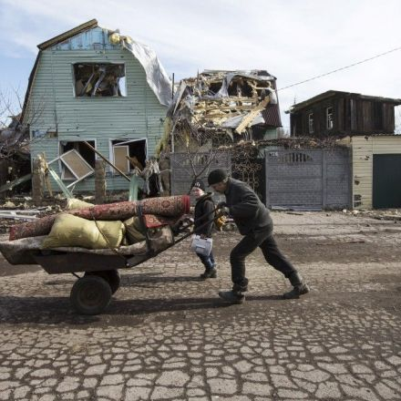 Hybrid war: The Real Reason Fighting Stopped in Ukraine – For Now