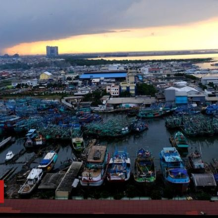 The Fastest-Sinking City in the World