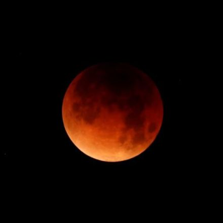Rare 'Super Blue Blood Moon' Eclipse | Pictures
