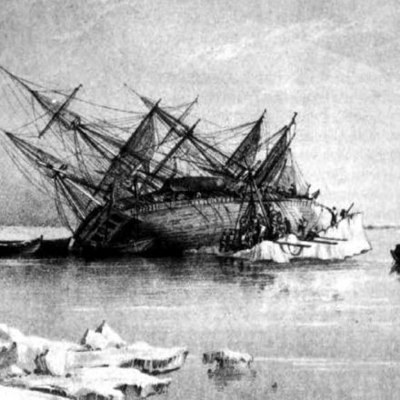 Nunavut Shipwreck Confirmed as Sir John Franklin's HMS Terror