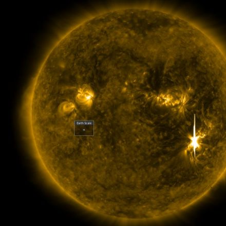 Sun Unleashes most Powerful Solar Flare since 2006