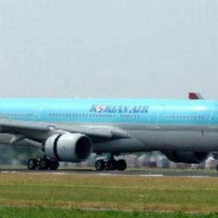 Germans force Korean Boeing to land