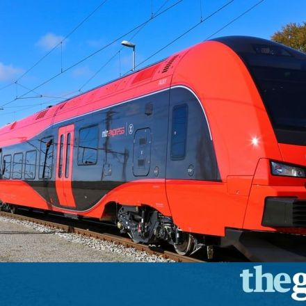 Trainy McTrainface: Swedish railway keeps Boaty's legacy alive