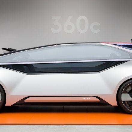 Volvo's autonomous concept car is about more than commuting