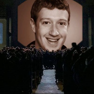 Big brother is here, and his name is Facebook