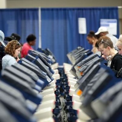 Hackers break into voting machines in 90 minutes at competition