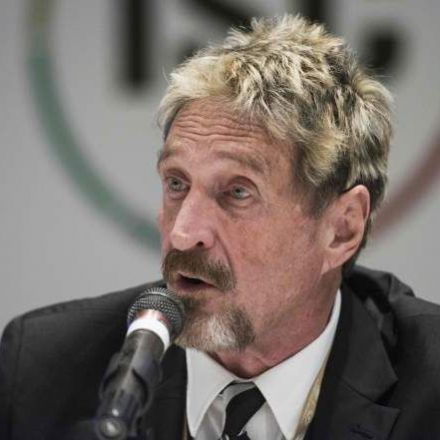 Did Someone Try to Kill John McAfee? He Says He's Had Death ThreatsBefore