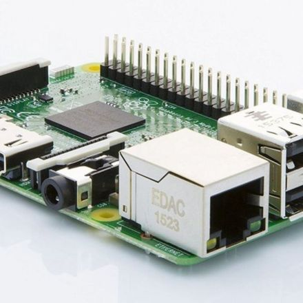 Raspberry Pi scores UK's top engineering award