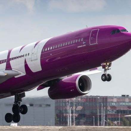 Budget airline Wow Air collapses and cancels all flights, stranding passengers