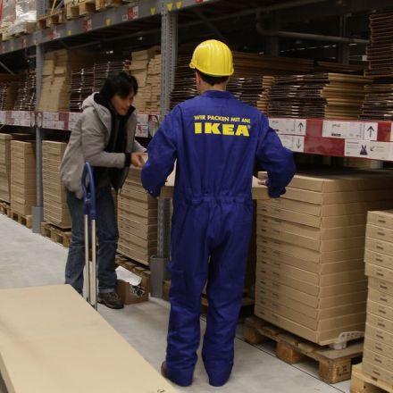 Ikea has bought TaskRabbit