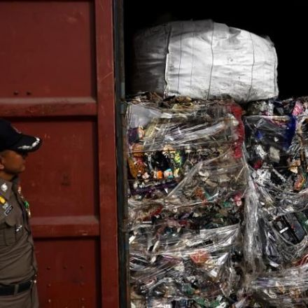 Thailand is new dumping ground for world's high-tech trash, police say
