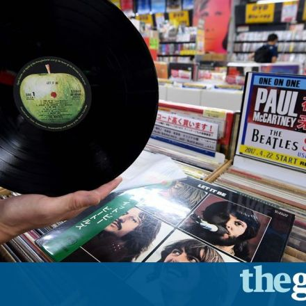 Sony to start making records again 30 years after abandoning vinyl