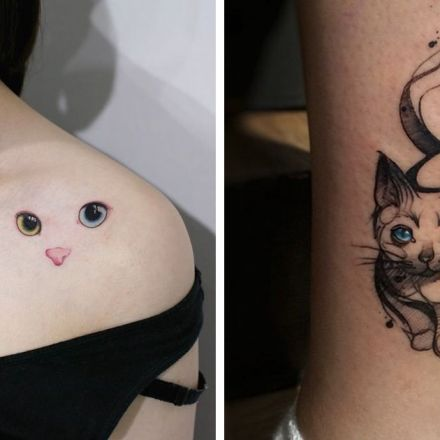 25+ Of The Best Cat Tattoo Ideas Ever