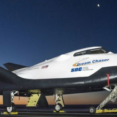 The Dream Chaser spacecraft has completed a successful free flight