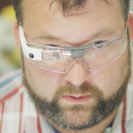 Google Glass 2.0 Is a Startling Second Act