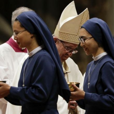 The Catholic sex abuse you haven't heard of — yes, #NunsToo