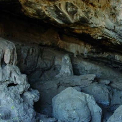 For 4,500 years, Stone Age humans returned to this mysterious cave