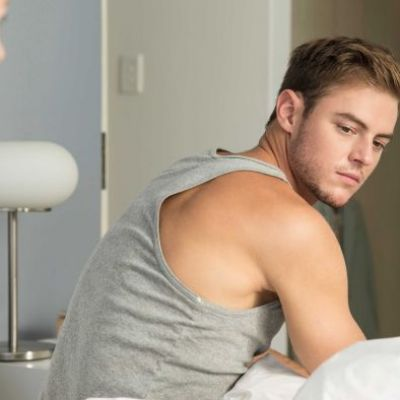 Men also suffer from after-sex sadness or 'post-coital dysphoria', study finds