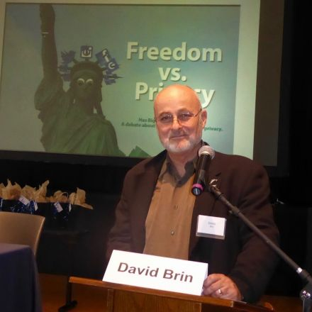 DAVID BRIN: Skeptics versus Deniers: Creating a Climate of 'No!'