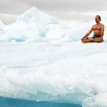 "How Wim Hof, ""The Iceman,"" withstands such extreme temperatures"