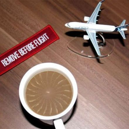 The Gross Reason Why Flight Attendants Never Drink Hot Drinks During Flights