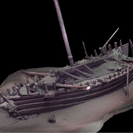 Experts find 60 preserved ancient shipwrecks at the bottom of the Black Sea