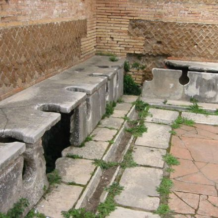 Plumbing discovery reveals the rise and fall of the Roman Empire
