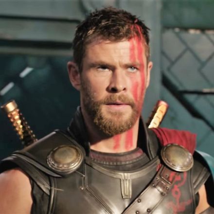 Thor: Ragnarok, a joyous, trashy, retro-nostalgic comedy, is the best of the Marvel films